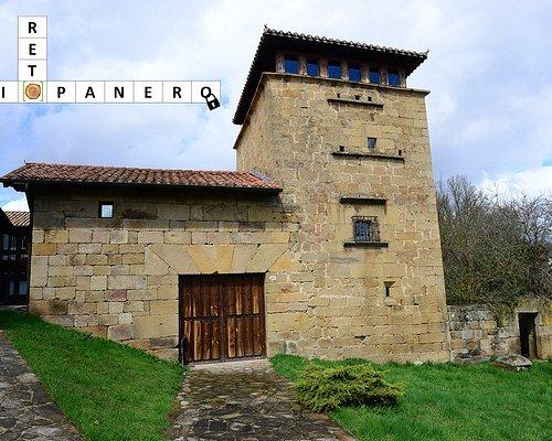 Espectacular edificio en el que tiene lugar el juego de escape Reto Riopanero