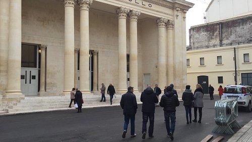 Il meraviglioso Teatro Apollo Leccese