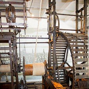 De beiaardcollectie in het museum is van internationale betekenis.