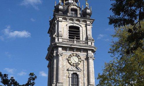 Le beffroi de Mons (auteur: Serge Brison)