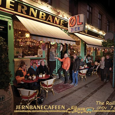 """The Pub is ranked as """"3rd Best Pub of Copenhagen"""" in the Euroman magazine"""