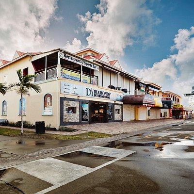 Diamonds International St. Kitts