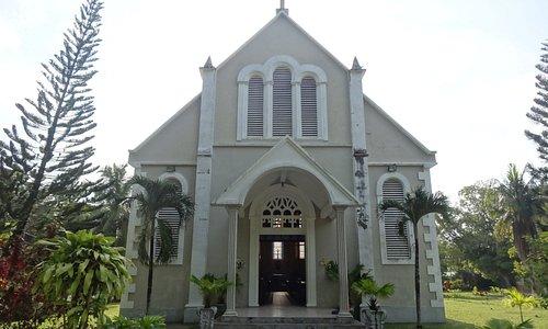 St Joseph (l'autre église de Grand Anse)