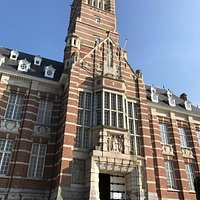 The Palace of Justice Dendermonde!