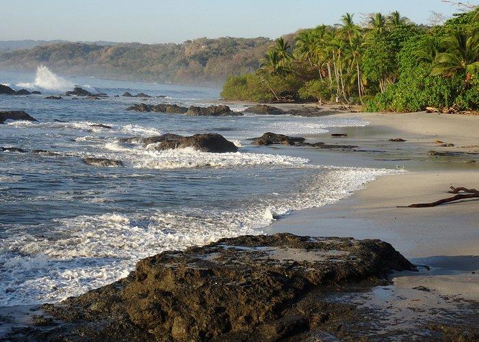 Montezuma beach.