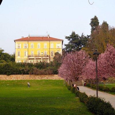 Villa Centenari, Abbiate Guazzone (Tradate)