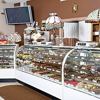 Hundreds of varieties of chocolates to choose from!