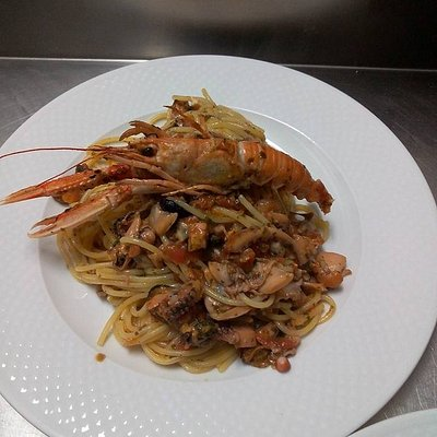 pranzo e cena a base di pesce