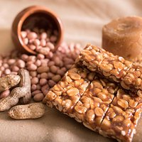 Whole Peanut Chikki