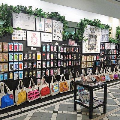 Hakata Riverain店鋪