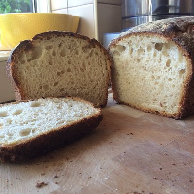 Edible bread that doesn't resemble a brick
