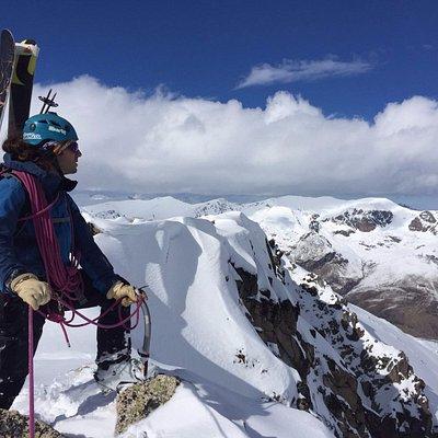 Esquí/Alpinismo