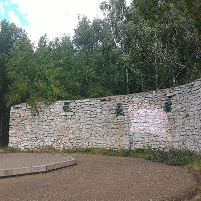 Памятник погибшим в гражданскую войну, Бирск.
