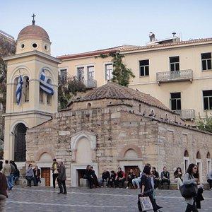 Church of St Mary Pantanassa