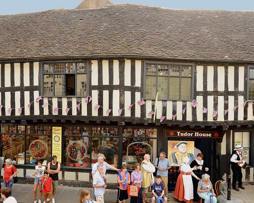 Tudor House Museum in Worcester: history bought to life!