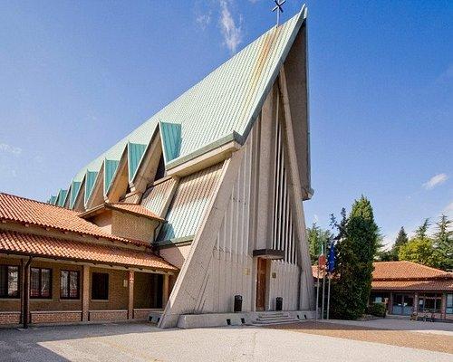 Universita degli Studi di Udine - Aula Magna Kolbe