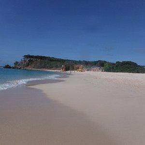 Tintamarre Beach