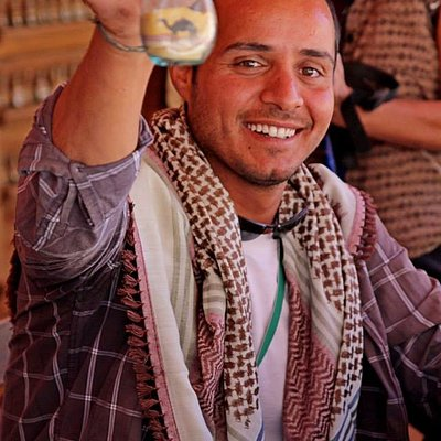 Abdullah Nawafleh - Jordan Private Guide