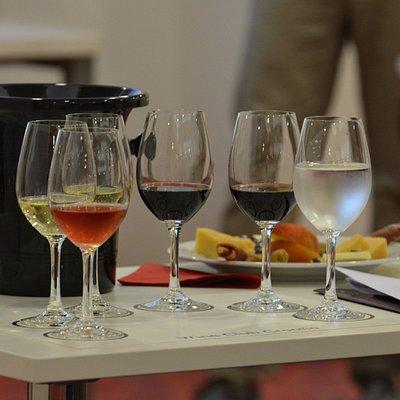 Wine Tasting @ Hotel Park, Makarska
