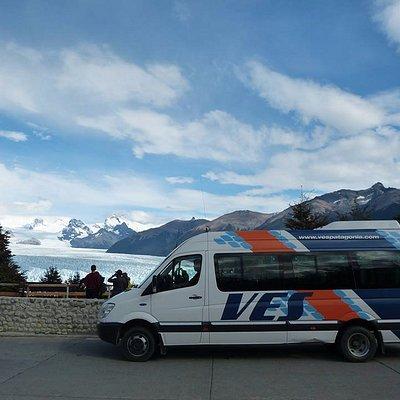 Visitando el Glaciar Perito Moreno #ChoikeTour #VesPatagonia