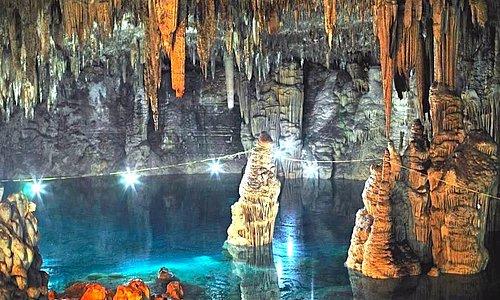 An underground cathedral !!