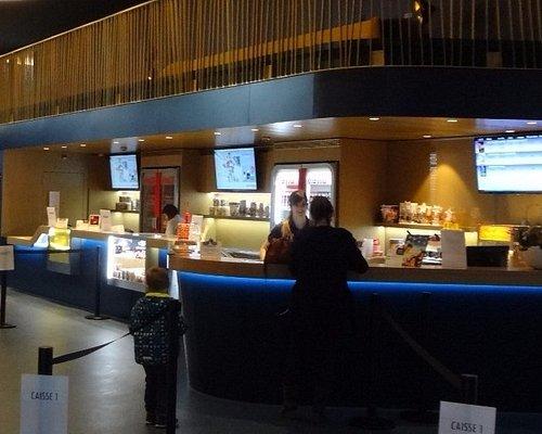 Complexe cinéma Cinemont Delémont