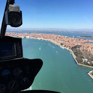 Venezia vista dal bacino di San Marco