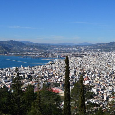 City of Volos (photo: Pelion Culture)