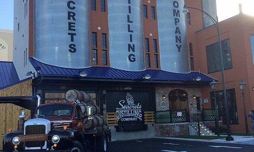 Seacrets Distillery