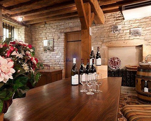 Venez découvrir nos vins dans notre espace de dégustation
