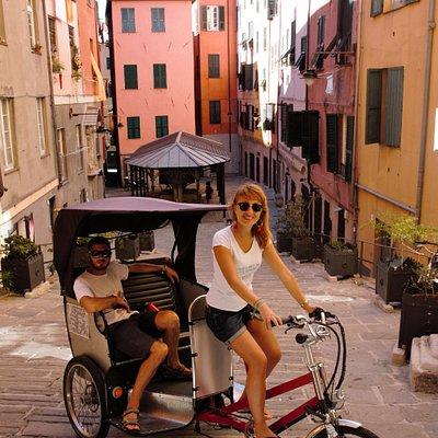 Beautiful Genoa