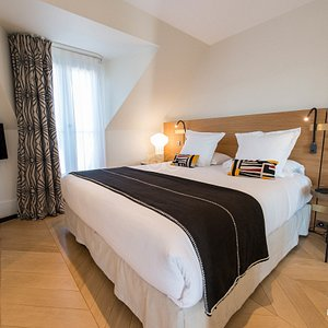 The Executive Suite A at the Hotel Montalembert