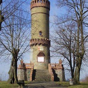 Aussichtsturm Cedynia (ehemaliger Bismarckturm)
