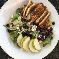 Salade appétissante