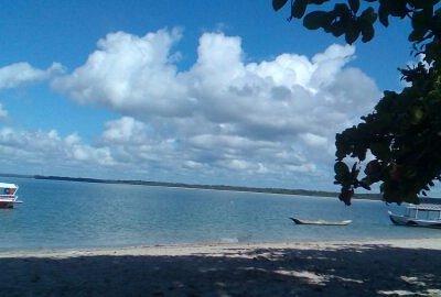 Cacha Prego Mar Calmo sem Ondas