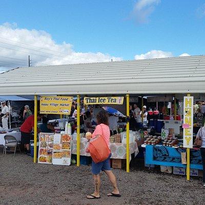 Maku'u Farmer's Market