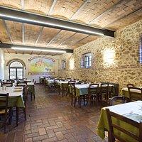 ristorante sala del camino