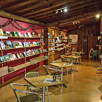 Interior showing books