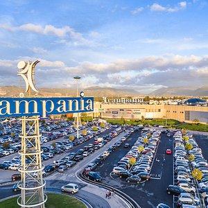 Centro Commerciale Campania Totem