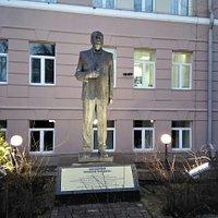 Памятник Жириновскому