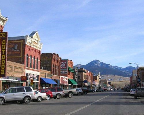 Main Street Livingston