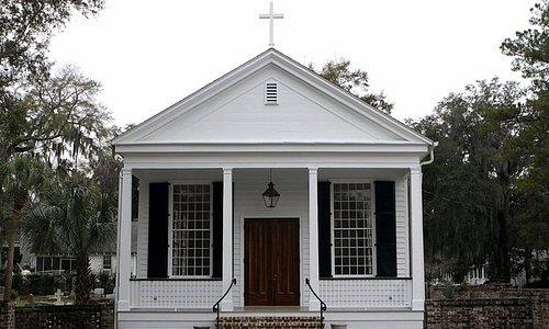 St Peter's Catholic in Beaufort, SC