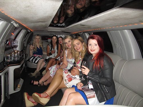 Carrington Limousines for Hen's Parties and Stag Do's