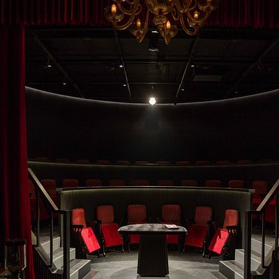 Blackstone LIVE Theatre