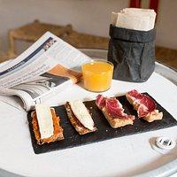 Desayunos tranquilos en Bartreze