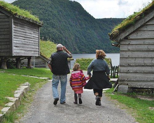 Sunnfjord Museum - Friluftsmuseum, Open air museum, Freilichtmuseum foto: nara