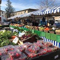 Warwick Market - March 2017