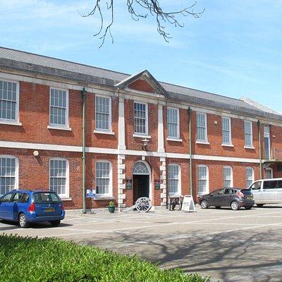 The Royal Green Jackets (Rifles) Museum at Peninsula Barracks, Winchester