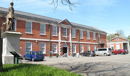The Royal Green Jackets (Rifles) Museum at Peninsula Barracks, Winchester