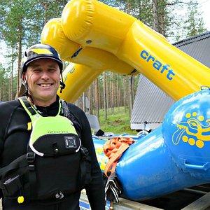 Guide Patrik Edin